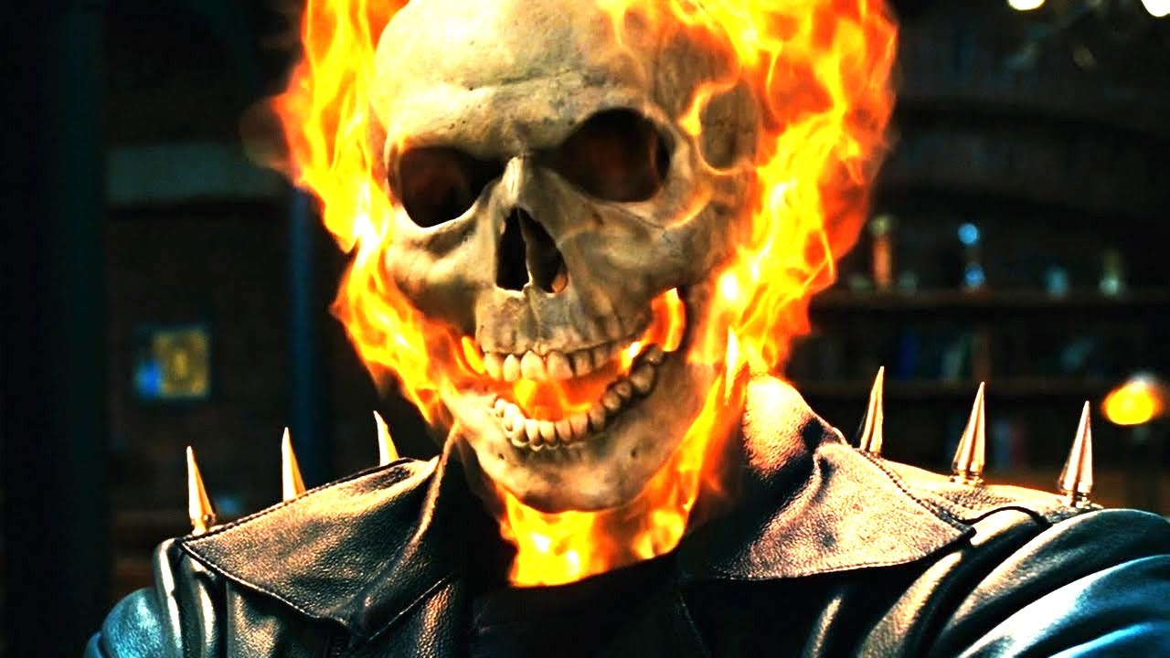 Marvel Movies Ghost Rider 2007 Makes Ant Man Look Edgy