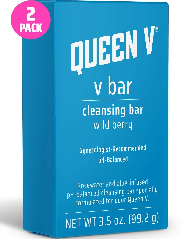 Queen V Wild Berry V Bar Soap for Women