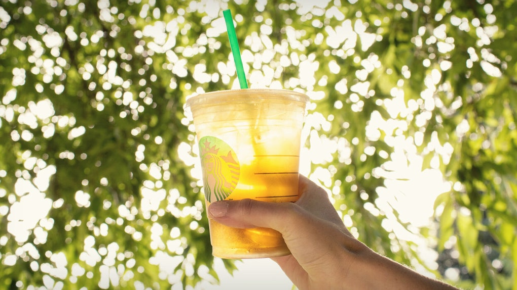 How much caffeine is in Starbucks' green tea? It depends on what you order.