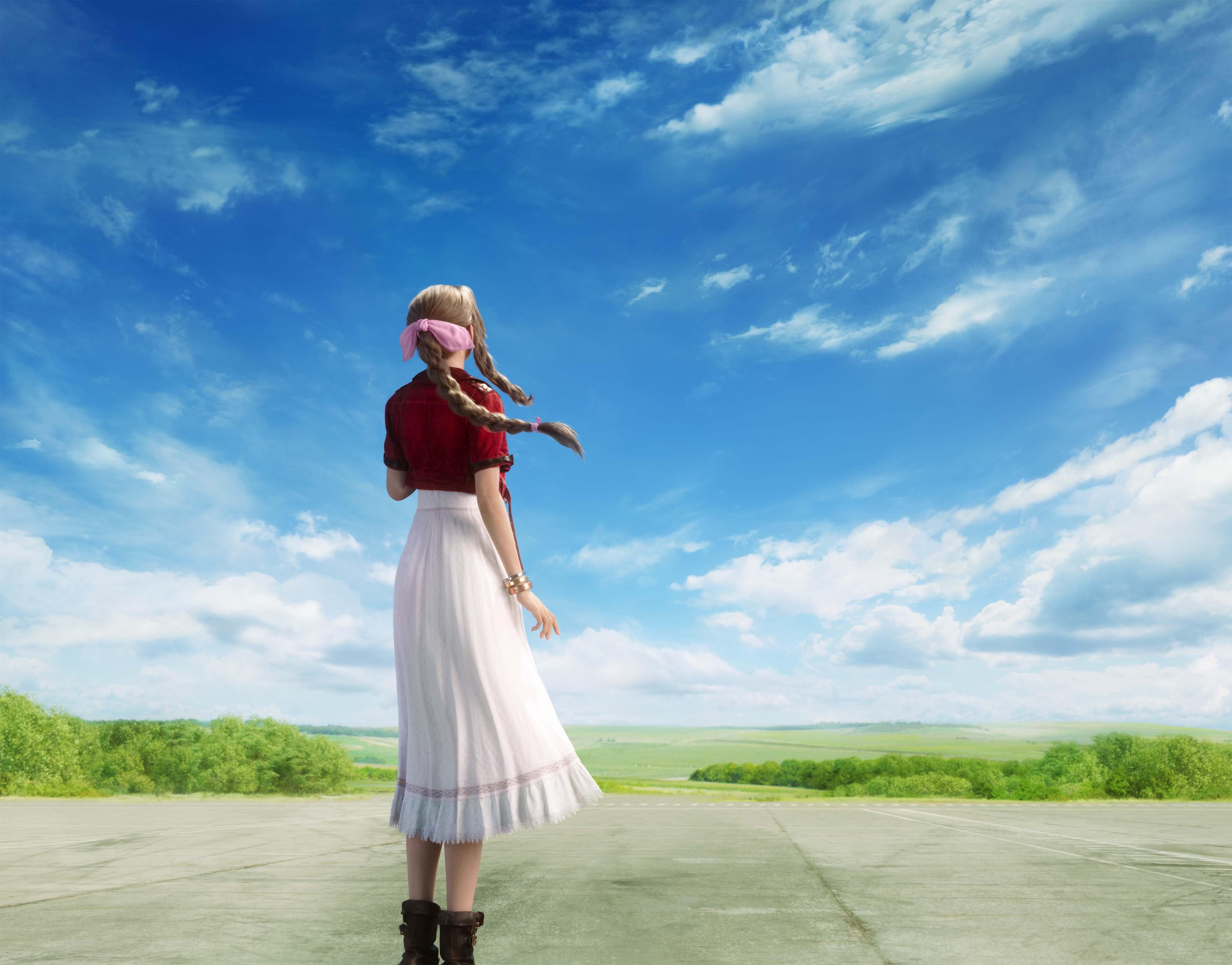 Final Fantasy 7 Remake Hands On Impressions Already A 2020 Goty
