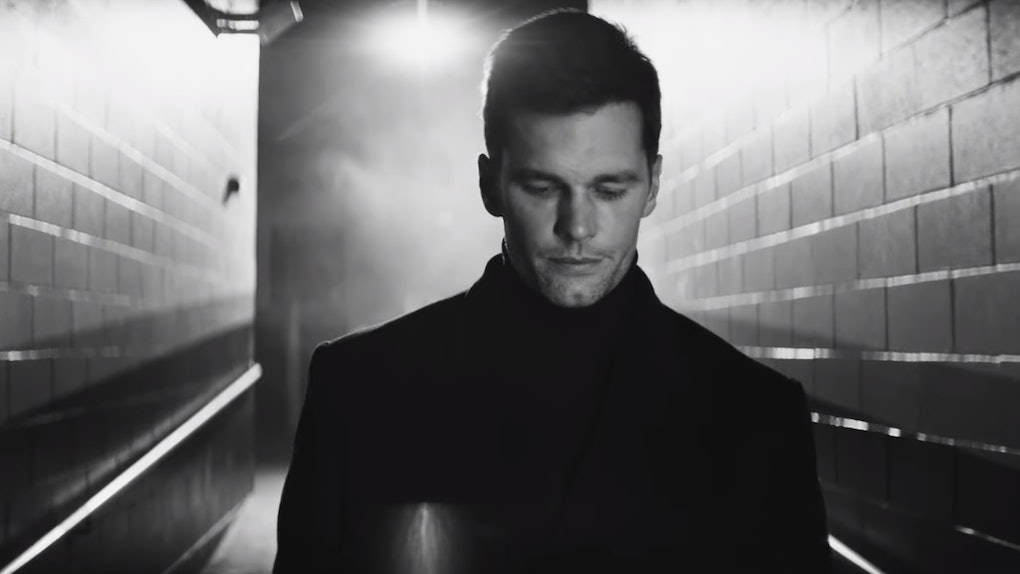 Tom Brady's Hulu commercial at the 2020 Super Bowl is totally a trick.