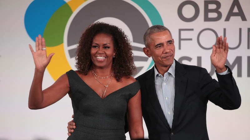 Are The Obamas Going To The Oscars? Barack & Michelle Scored A Nom