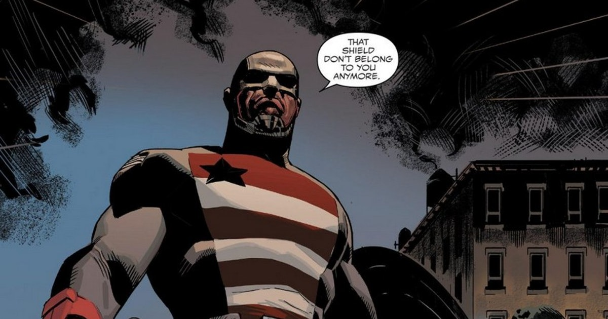 Who is U.S. Agent? Marvel's fake Captain America is a big 'Falcon and the Winter Soldier' spoiler