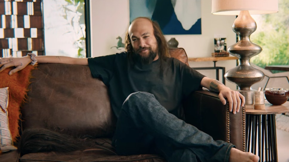 Jason Momoa Super Bowl Commercial