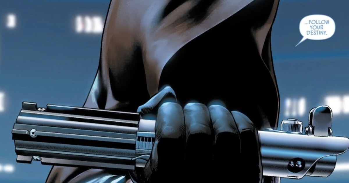 Star Wars theory brings back a forgotten Jedi to solve a lightsaber mystery