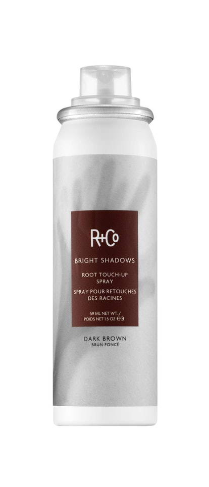 "BRIGHT SHADOWS Root Touch-Up Spray ""Dark Brown"""