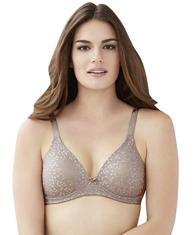 Glamorise Perfect A Full-Figure Wireless Padded Bra