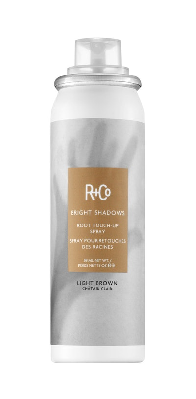 """BRIGHT SHADOWS Root Touch-Up Spray """"Light Brown"""""""
