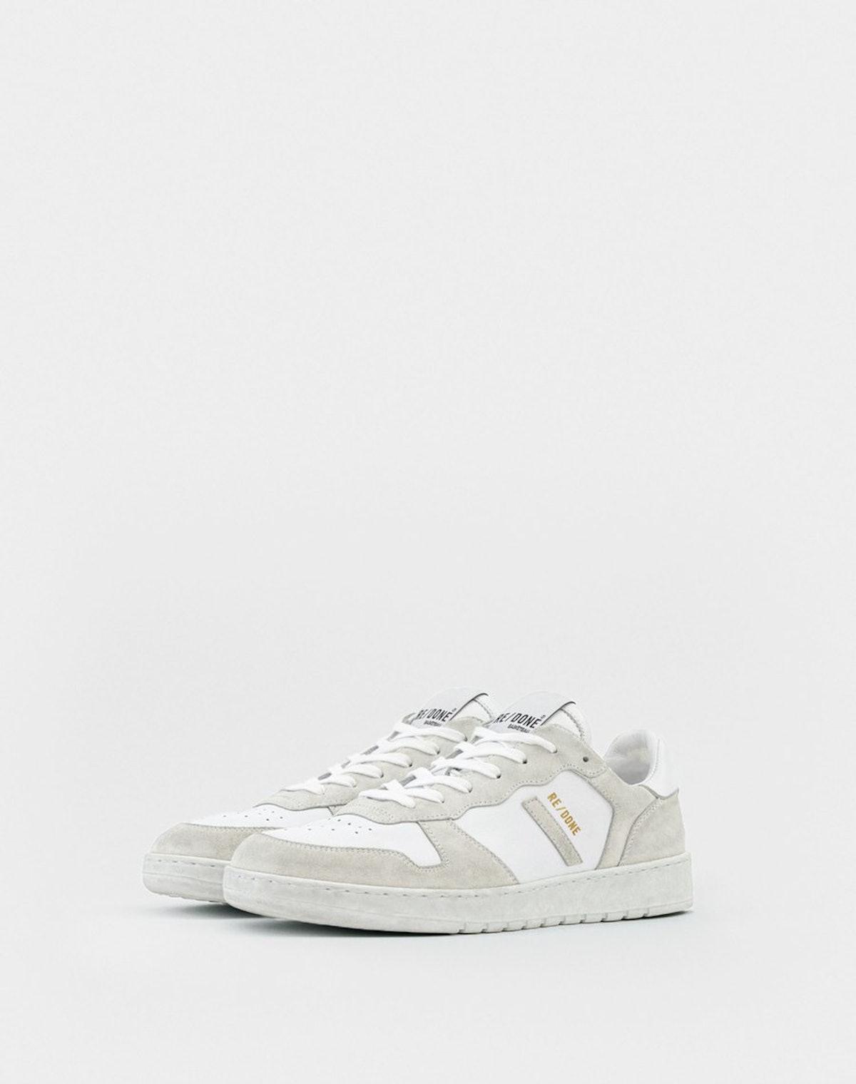 80s Basketball Shoe