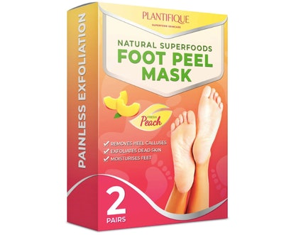 Plantifique Foot Peel Mask (2-Pack)