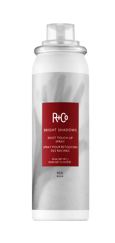 """BRIGHT SHADOWS Root Touch-Up Spray """"Red"""""""