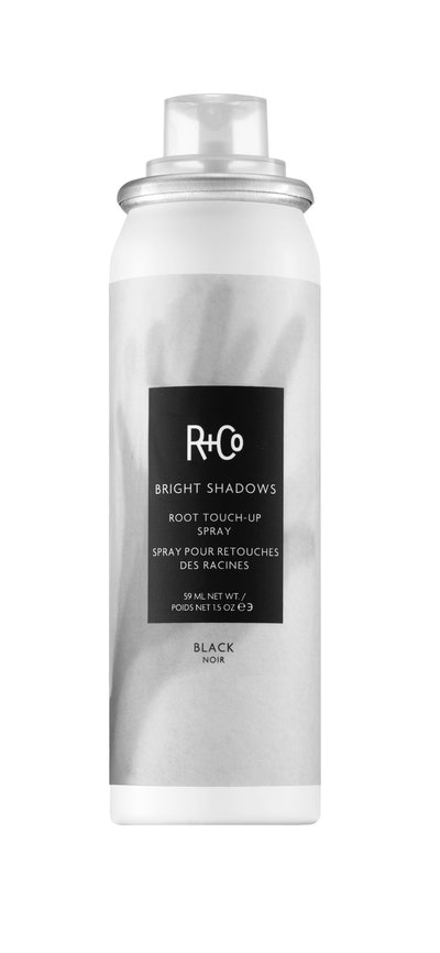 """BRIGHT SHADOWS Root Touch-Up Spray """"Black"""""""