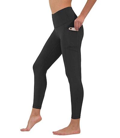 90 Degree By Reflex High Waist Leggings with Pockets