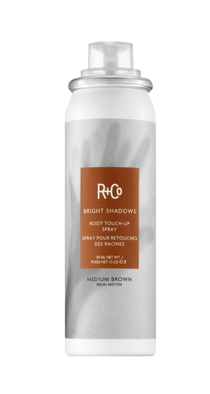 "BRIGHT SHADOWS Root Touch-Up Spray ""Medium Brown"""