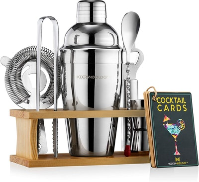 Mixology Bartender Kit with Stand by Modern Mixology
