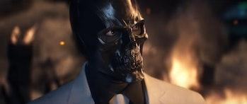Batman Black Mask Arkham Origins
