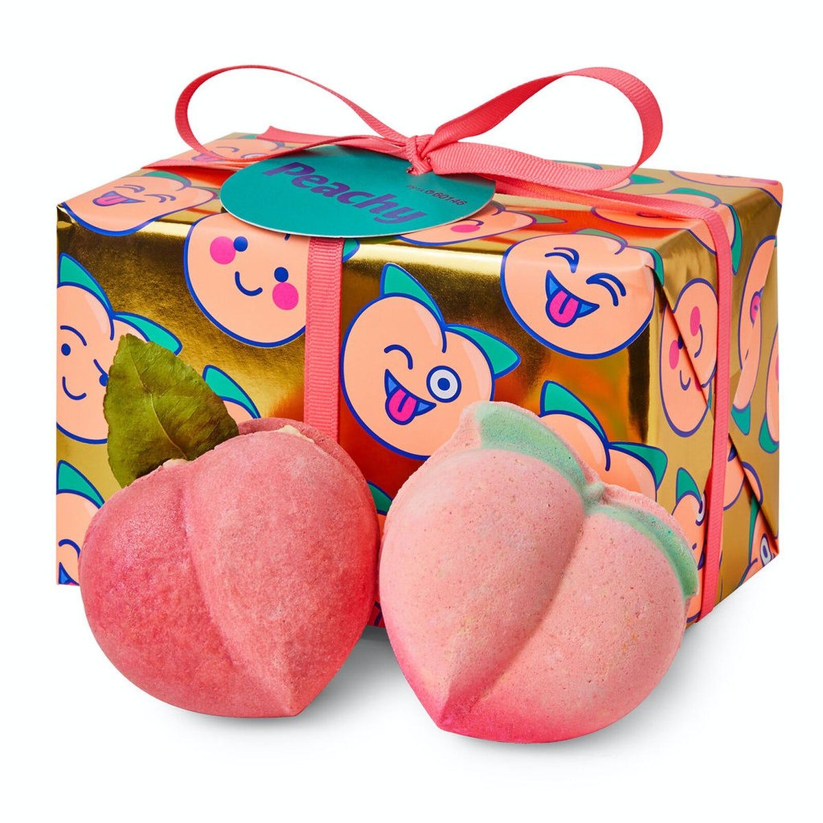 Peachy LUSH Gift Set