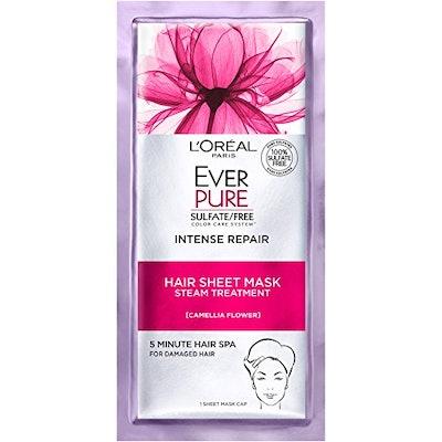 L'Oréal Paris Hair Care EverPure Intense Repair Hair Sheet Mask