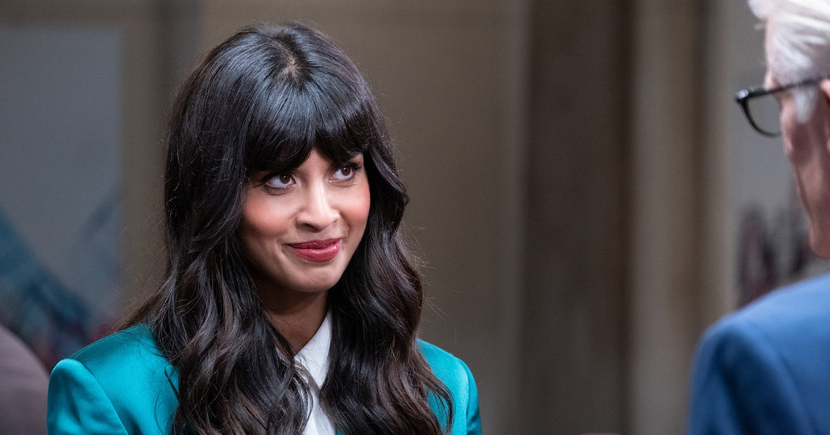 Jameela Jamil Is Down For A 'Good Place' Spinoff