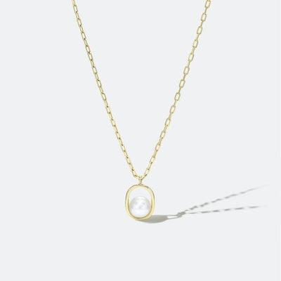 Large Globe Necklace