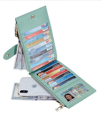 Travelambo Multi Card Case Wallet