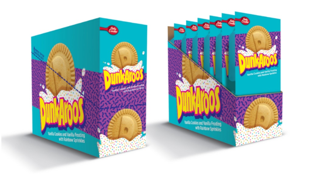 Dunkaroos are coming back in summer 2020 for a '90s treat.