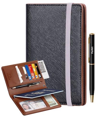 FurArt Passport Wallet Case