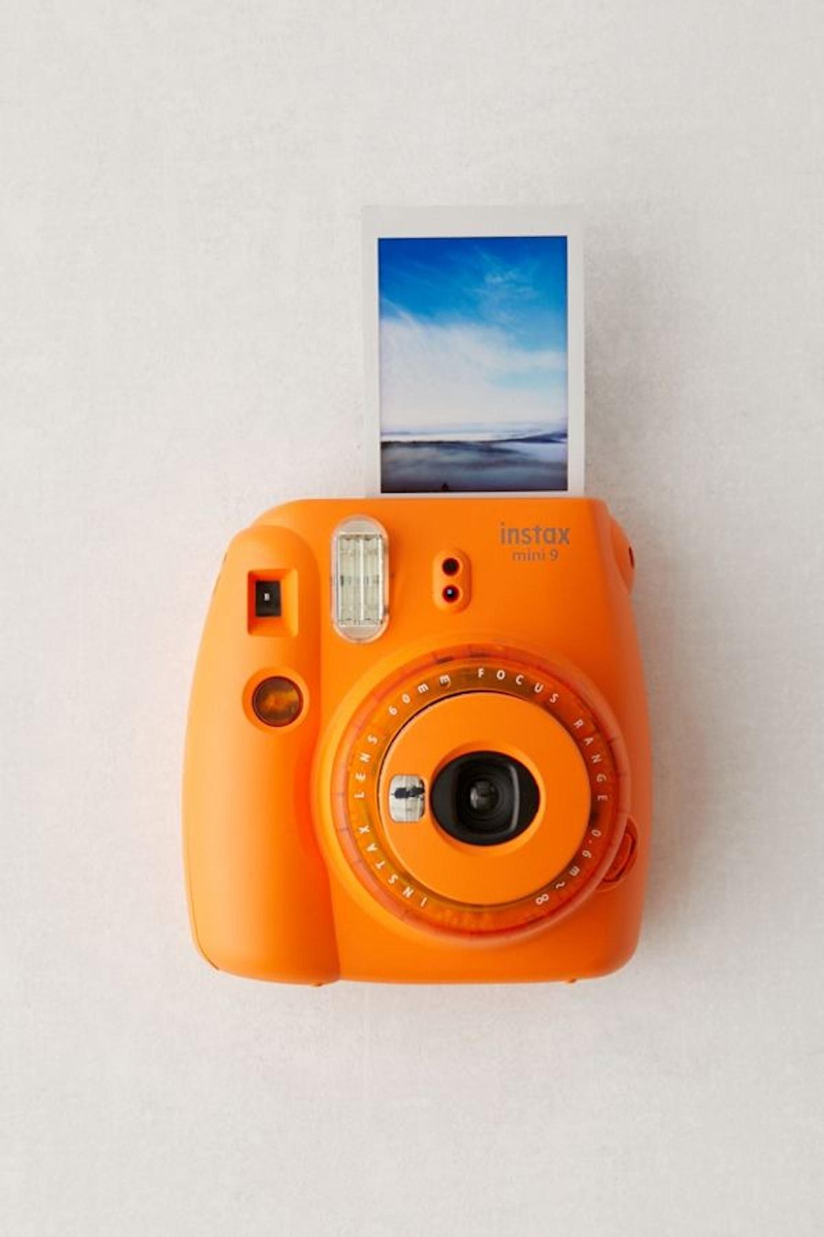 Fujifilm UO Exclusive Instax Mini 9 Clear Lens Instant Camera