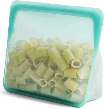 Stasher Stand-Up Silicone Reusable Food Storage Bag