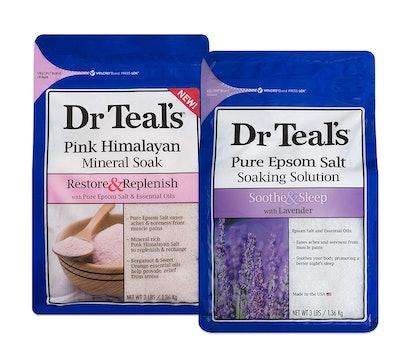 Dr. Teal's Epsom Salt Soak (Set of 2)