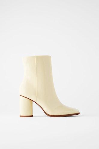 Patent Finish Boots