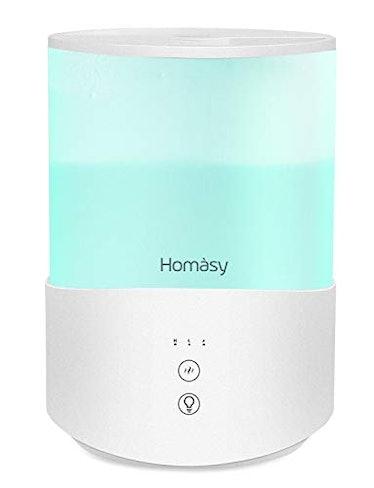 Homasy Cool Mist Humidifier