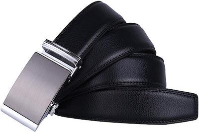 Lavemi Leather Ratchet Belt