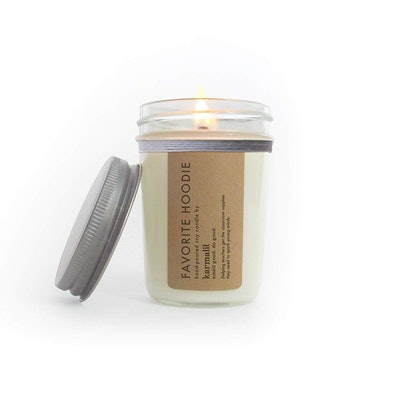 KarmaLit Favorite Hoodie Candle