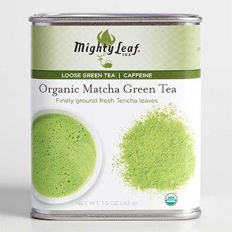 Mighty Leaf Organic Matcha Green Tea