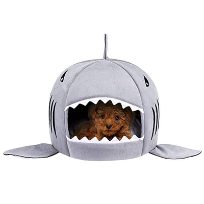 Likedog Washable Shark Pet House