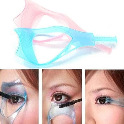 yueton Mascara Applicator Guide (2 Pack)