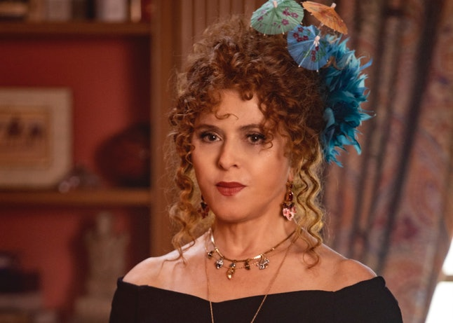 Bernadette Peters as Mrs. Freesia