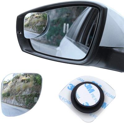 LivTee Blind Spot Mirror (2-Pack)