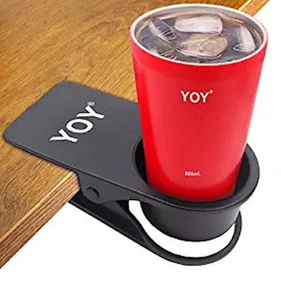 YOY Beverage Clip Holder