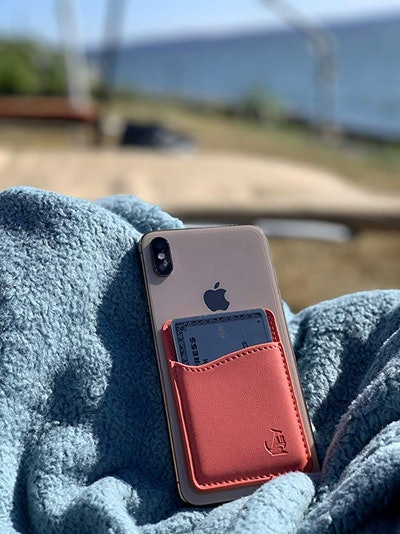 WALLAROO Phone Card Holder