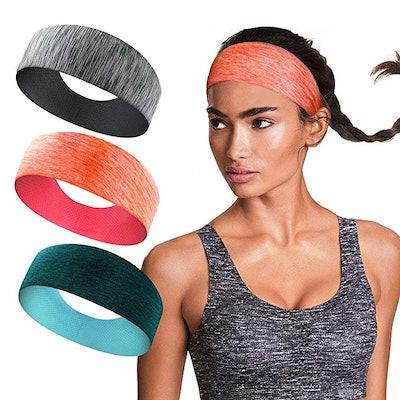 Workout Headbands (3 pack)
