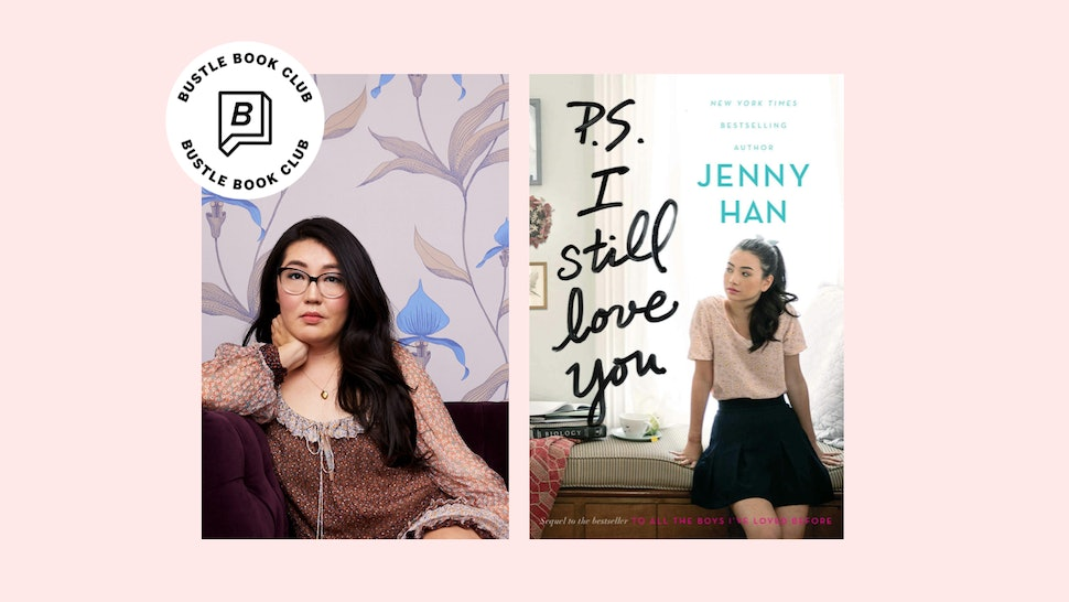 To All The Boys author Jenny Han discusses her writing process and working on her new Netflix movie