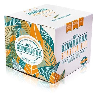 Get Kombucha [ADVANCED] Kombucha Starter Kit
