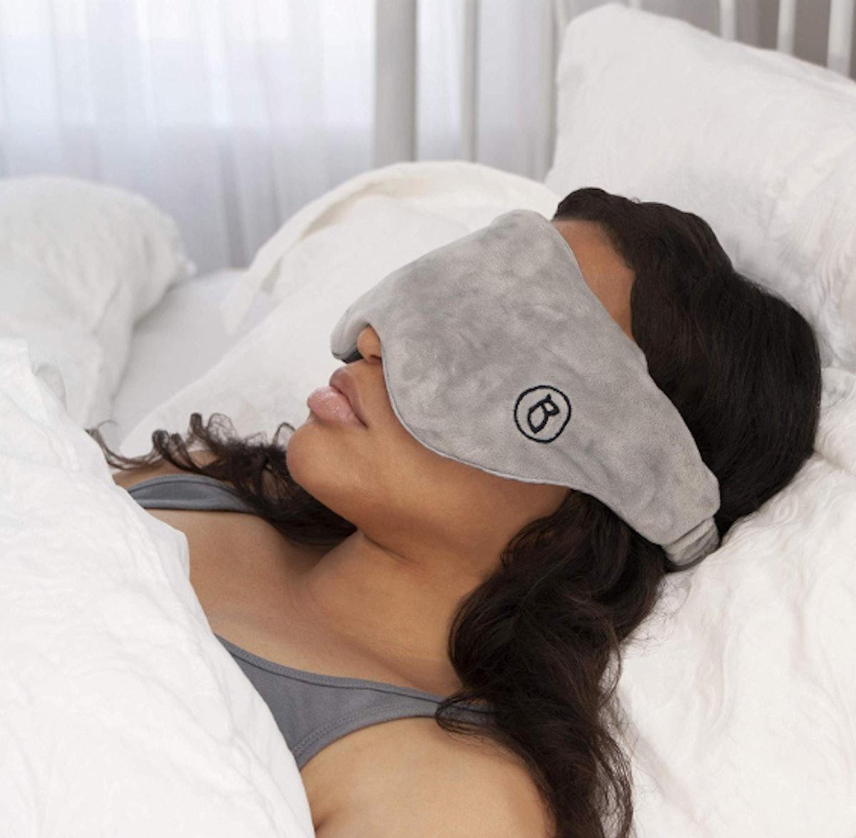 Barmy Weighted Sleep Mask