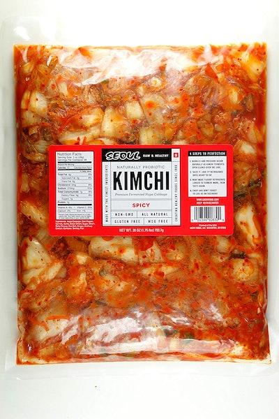 Luck Foods Seoul Kimchi (28 Ounces)