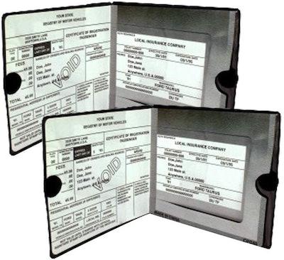 Sterling Automobile Document Holder (2-Pack)