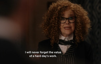 Moira Rose in 'Schitt's Creek' Season 2