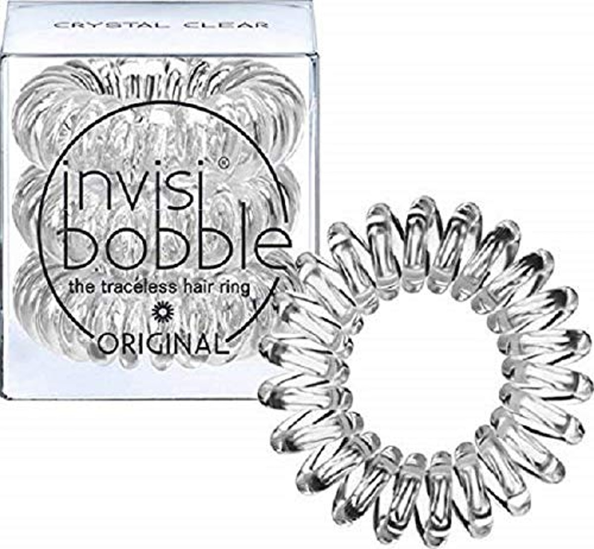 invisibobble Spiral Hair Ties