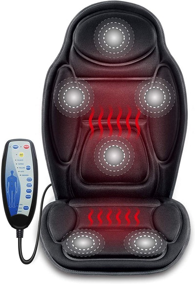 SNAILAX Massage Car Seat Cushion